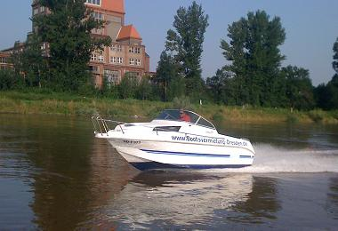Mietboot Drago 540